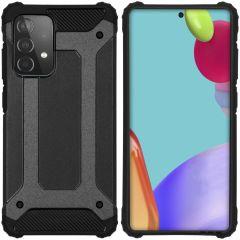 iMoshion Rugged Xtreme Case Galaxy A52(s) (5G/4G) - Schwarz