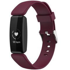 iMoshion Silikonband für das Fitbit Inspire 2 - Weiß