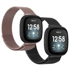iMoshion Milanese Armband Multipack Fitbit Sense / Versa 3