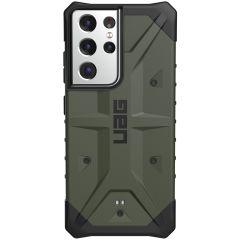 UAG Pathfinder Case für das Samsung Galaxy S21 Ultra - Olive