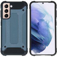 iMoshion Rugged Xtreme Case Samsung Galaxy S21 - Dunkelblau