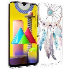 iMoshion Design Hülle Samsung Galaxy M31 - Traumfänger