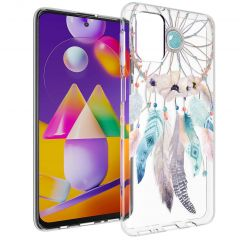 iMoshion Design Hülle Samsung Galaxy M31s - Traumfänger
