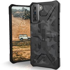 UAG Pathfinder Case für das Samsung Galaxy S21 - Midnight Camo