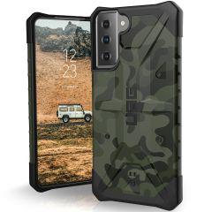 UAG Pathfinder Case für das Samsung Galaxy S21 - Forest Camo