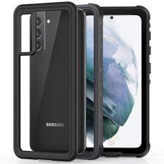 Redpepper Dot Plus Waterproof Case Schwarz für das Galaxy S21