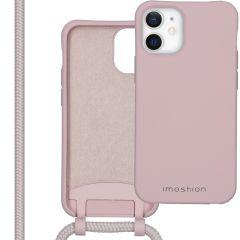 iMoshion Color Backcover mit abtrennbarem Band iPhone 12 Mini