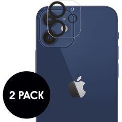 iMoshion Kameraprotektor aus Glas 2er-Pack iPhone 12