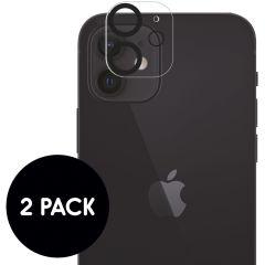 iMoshion Kameraprotektor aus Glas 2er-Pack iPhone 12 Mini