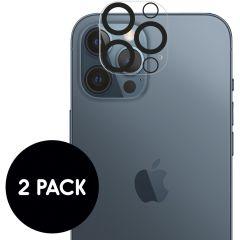 iMoshion Kameraprotektor aus Glas 2er-Pack iPhone 12 Pro