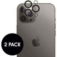 iMoshion Kameraprotektor aus Glas 2er-Pack iPhone 12 Pro Max