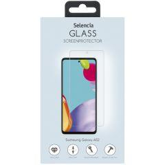 Selencia Displayschutz aus gehärtetem Glas Galaxy A52(s) (5G/4G)