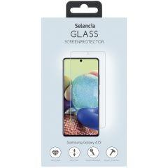 Selencia Displayschutz aus gehärtetem Glas Samsung Galaxy A72