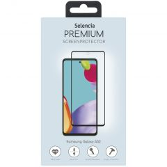 Selencia Screen Protector aus gehärtetem Glas Galaxy A52(s) (5G/4G)