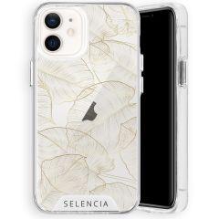Selencia Fashion-Backcover zuverlässigem Schutz iPhone 12 Mini