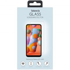 Selencia Displayschutz aus gehärtetem Glas Samsung Galaxy A11 / M11