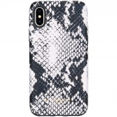 My Jewellery Design Soft Case für das iPhone Xs / X - Snake Black