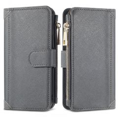 iMoshion Luxuriöse Portemonnaie-Hülle Samsung Galaxy S9 - Grau