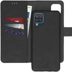 iMoshion Entfernbare 2-1 Luxus Booktype Hülle Samsung Galaxy A12