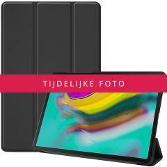 iMoshion Trifold Bookcase iPad Pro 12.9 / Pro 12.9 (2017) - Schwarz
