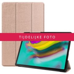 iMoshion Trifold Bookcase iPad Pro 12.9 / Pro 12.9 (2017) - Rosegold