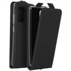 Accezz Flip Case Samsung Galaxy A52(s) (5G/4G) - Schwarz