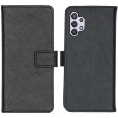iMoshion Luxuriöse Buchtyp-Hülle Samsung Galaxy A32 (5G) - Schwarz