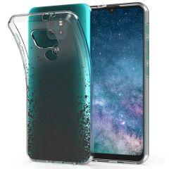 iMoshion Design Hülle Motorola Moto E7 Plus / G9 Play - Spritzer
