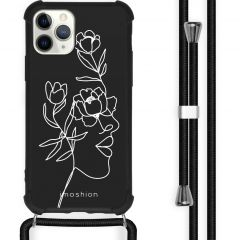 iMoshion Design Hülle mit Band iPhone 11 Pro