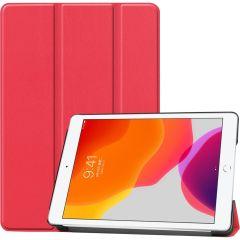 iMoshion Trifold Bookcase Rot iPad 10.2 (2019 / 2020)
