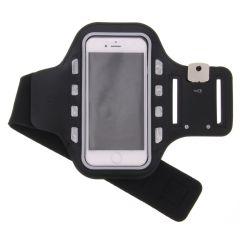 Sportarmband für das Samsung Galaxy S21 Plus - Schwarz