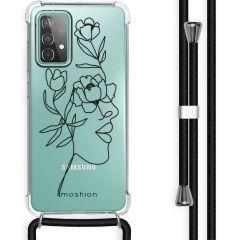 iMoshion Design Hülle mit Band Galaxy A52(s) (5G/4G)