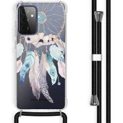 iMoshion Design Hülle mit Band Samsung Galaxy A72 - Traumfänger