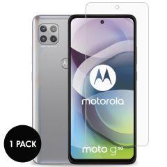 iMoshion Bildschirmschutzfolie Gehärtetes Glas Motorola Moto G 5G