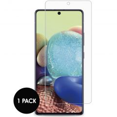 iMoshion Bildschirmschutzfolie Gehärtetes Glas Samsung Galaxy A72