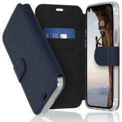 Accezz Xtreme Wallet für das iPhone 12 (Pro) - Dunkelblau