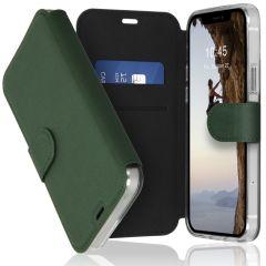 Accezz Xtreme Wallet für das iPhone 12 (Pro) - Dunkelgrün