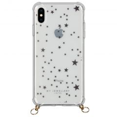 My Jewellery Design Soft Case Kordelhülle iPhone Xs / X - Stars