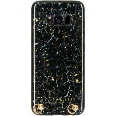 My Jewellery Marmor Hard Case Kordelhülle Galaxy S8 - Blue Marble