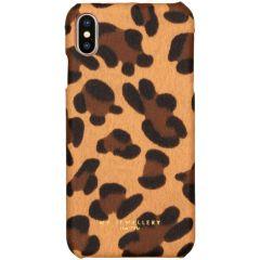 My Jewellery Design Hardcase iPhone Xs Max - Leopard