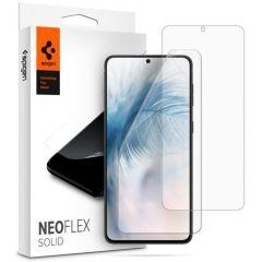 Spigen Neo Flex Solid HD Case Friendly Screen Protector Galaxy S21