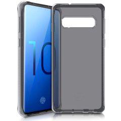 itskins Spectrum Backcover für das Samsung Galaxy S10 - Schwarz