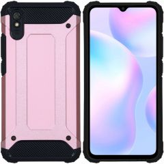 iMoshion Rugged Xtreme Case Xiaomi Redmi 9A - Roségold