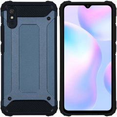 iMoshion Rugged Xtreme Case Xiaomi Redmi 9A - Dunkelblau