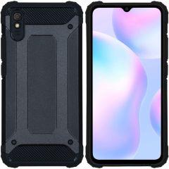 iMoshion Rugged Xtreme Case Xiaomi Redmi 9A - Schwarz