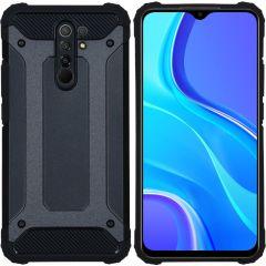 iMoshion Rugged Xtreme Case Xiaomi Redmi 9 - Schwarz