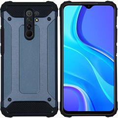 iMoshion Rugged Xtreme Case Xiaomi Redmi 9 - Dunkelblau