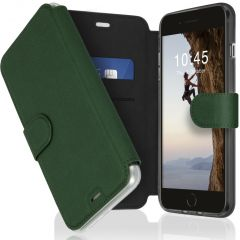 Accezz Xtreme Wallet für das iPhone 8 Plus / 7 Plus - Dunkelgrün