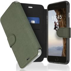 Accezz Xtreme Wallet für das iPhone 8 Plus / 7 Plus - Hellgrün