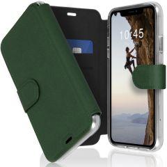 Accezz Xtreme Wallet für das iPhone 11 - Dunkelgrün